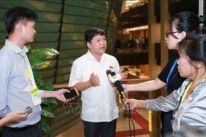 Đại biểu Quốc hội: Bộ trưởng Nguyễn Xuân Cường trả lời ngắn gọn, 'trúng' vấn đề