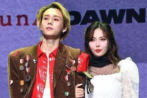 Có thể bạn chưa biết: Ai là người thổ lộ trước trong chuyện tình HyunA và Dawn?