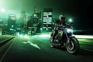 Kawasaki Z900 2020 'hút hồn' người dùng