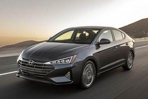 Hyundai Elantra 2020 có thể bị văng bánh xe khi đang chạy