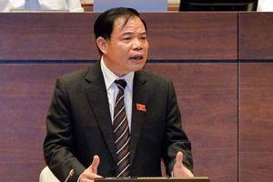 Bộ trưởng Nguyễn Xuân Cường: 'Nếu không đi vào chế biến chuỗi giá trị sẽ chết ngay'