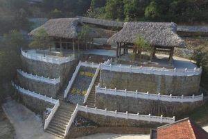 Công trình 'bí ẩn' trên núi Lạng Sơn từng là bối cảnh phục vụ đoàn phim Trung Quốc?