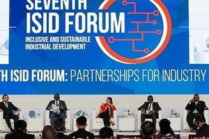 Hợp tác đối tác thúc đẩy phát triển công nghiệp bao trùm và bền vững