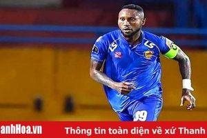 Chiêu mộ Hoàng Vũ Samson, Thanh Hóa có thể chơi với '4 tây' ở V.League 2020