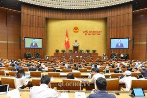 Quốc hội chất vấn đối với Bộ trưởng Bộ Công thương Trần Tuấn Anh