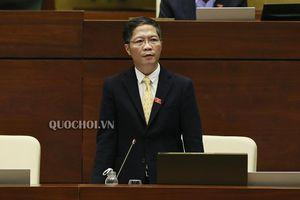 Đại biểu Quốc hội chất vấn Bộ trưởng Bộ Công thương về công tác phòng chống gian lận thương mại