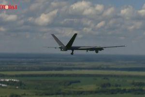 Sức mạnh đặc biệt chưa từng có của máy bay tấn công không người lái Nga vừa trình làng