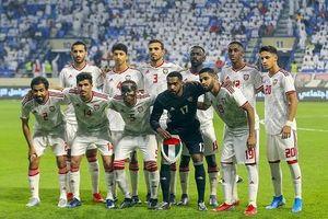 UAE chốt danh sách, tập huấn Thái Lan trước ngày đấu ĐT Việt Nam