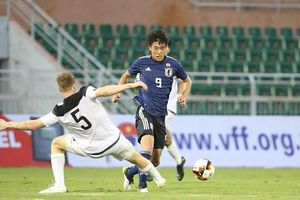 U19 Nhật Bản thắng '10 sao' ở trận ra quân vòng loại U19 châu Á