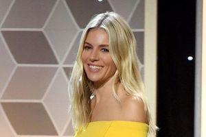 Mỹ nhân nóng bỏng của Hollywood Sienna Miller diện thiết kế Công Trí