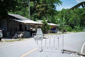 Nổ súng đẫm máu ở miền Nam Thái Lan, 19 người thương vong