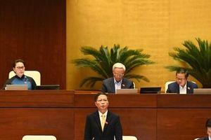 Bộ trưởng Công Thương trả lời Quốc hội về vụ Asanzo, Khải Silk...