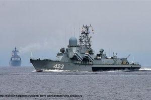 Nga nâng cấp hàng loạt tàu tên lửa Nanuchka cho Hạm đội Thái Bình Dương