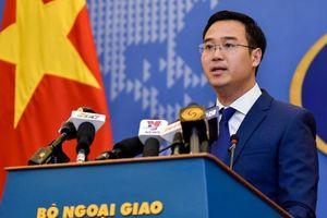 Bộ Ngoại giao trả lời vụ 39 người tử vong trong container