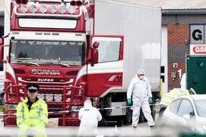 'Sẽ sớm thông tin cho báo chí vụ 39 thi thể ở Essex'
