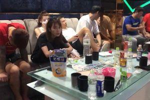 Ai là chủ quán karaoke có 37 khách sử dụng ma túy?