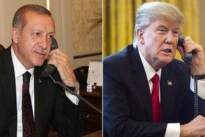 Tổng thống Trump mong chờ cuộc gặp với ông Erdogan tại Mỹ