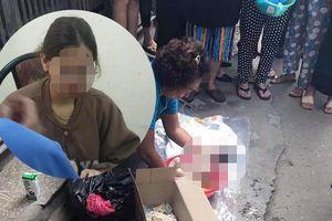 Hà Nội: Xác định người mẹ bỏ trẻ sơ sinh trong thùng rác ở ngõ Văn Chương