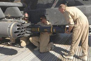 Mỹ truy tìm tên lửa F-16 đánh rơi xuống Nhật Bản