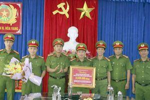 Chủ tịch UBND TP Đà Nẵng thưởng vụ bắt giữ đối tượng trộm hơn 400 triệu đồng