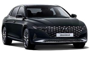 Hyundai Grandeur 2020 đổi mới thiết kế 'đấu' Toyota Avalon