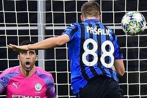 Atalanta 1-1 Man City: không thua là kết quả đáng mừng cho thầy trò Pep Guardiola