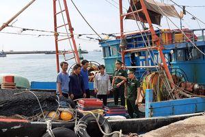 BĐBP Bình Thuận chủ động ứng phó với bão số 6