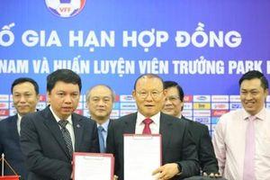 HLV Park Hang-seo: 'Rất tự hào khi dẫn dắt đội tuyển Việt Nam'