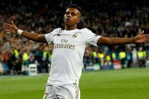 Lập hat-trick, sao trẻ Real Madrid đi vào lịch sử Champions League