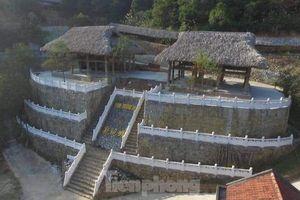 Lãnh đạo thành phố Lạng Sơn nói gì vụ xây 'phim trường bí ẩn'?