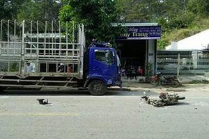 Hai chị em ruột tử vong thương tâm sau va chạm với xe tải