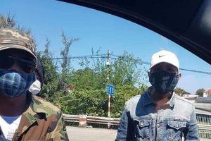 Phạt 60 triệu đồng nhóm côn đồ đập phá ô tô ở BOT Bắc Hải Vân