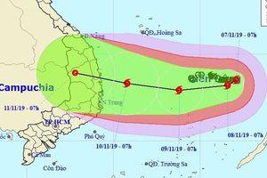 TP.HCM lên phương án di dân để ứng phó bão số 6