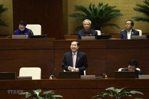 Chất vấn Bộ trưởng Nội vụ: Cầu thị và thẳng thắn nhận trách nhiệm