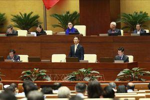 Kỳ họp thứ 8, Quốc hội khóa XIV: Giám sát chặt các hoạt động tại khu kho ngoại quan