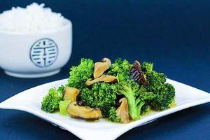 7 lợi ích cho sức khỏe của súp lơ
