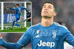 Ramsey xin lỗi và giải thích vì sao 'cướp' bàn thắng của Ronaldo