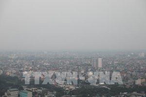 Tổng cục Môi trường: Ô nhiễm bụi ở Hà Nội tăng dần trong tuần đầu tháng 11