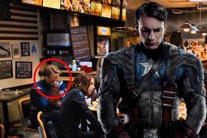 Giải mã bí ẩn việc Captain America không ăn gì trong cảnh shawarma của 'The Avengers'
