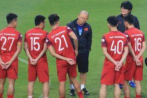 Báo Thái đưa tin bất ngờ về danh sách Việt Nam đấu UAE