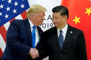 Ký kết thỏa thuận thương mại Mỹ-Trung có khả năng bị trì hoãn