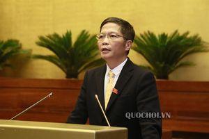 Chất vấn Bộ trưởng Bộ Công thương về vấn đề phát triển, ứng dụng cơ khí chế tạo trong nước