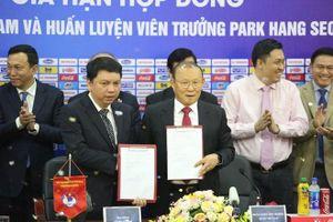 HLV Park Hang-seo: Nhiệm vụ của tôi là phát triển tuyển Việt Nam mạnh hơn nữa