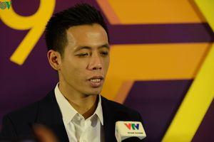 Văn Quyết trải lòng khi hụt giải 'Cầu thủ xuất sắc nhất V-League 2019