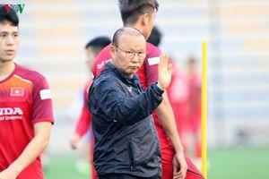 Thầy Park 'toàn tâm toàn ý' cho U22 Việt Nam sau khi gia hạn hợp đồng