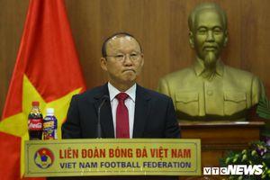 HLV Park Hang Seo gia hạn hợp đồng, dẫn dắt tuyển Việt Nam đến 2022
