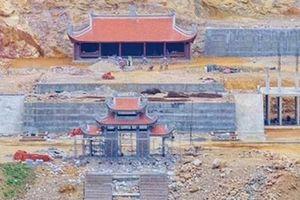 Cái lý của Hà Giang khi xây chùa ở địa đầu Lũng Cú