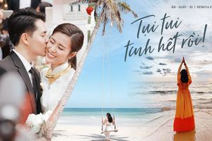 Tâm phục khẩu phục với lý do Đông Nhi và Ông Cao Thắng chọn tổ chức đám cưới ở Phú Quốc vào tháng 11: Tính hết cả rồi!