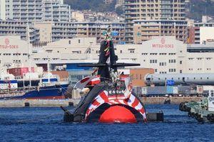 Nhật Bản hạ thủy tàu ngầm AIP thế hệ 2 trong khi Nga còn chật vật với thế hệ đầu