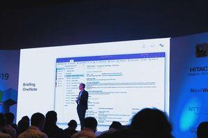 Microsoft giới thiệu loạt giải pháp công nghệ dành cho doanh nghiệp quy mô lớn